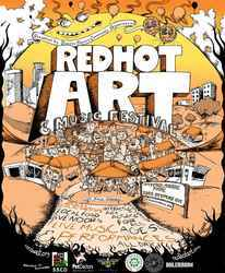 red hot art 2015